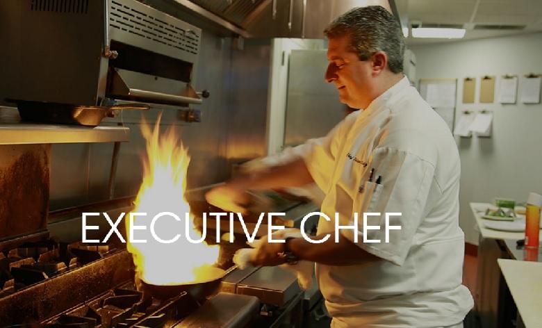 Executive Chef Phillip Ruiz